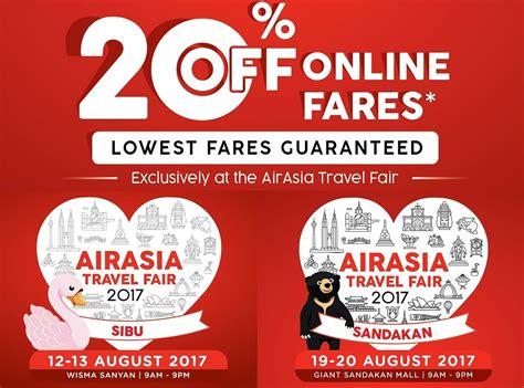 airasia travel fair airasia travel fair aatf 2017 sarawakprojects com