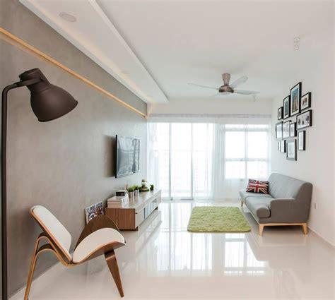 applying a scandinavian home interior design with an cozy modern minimalist styled punggol walk hdb apartment