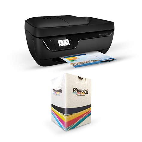 Hp Printer Deskjet Ink Advantage 3835 Hitam hp deskjet ink advantage 3835 yazıcı ve kolay dolum setli f5r96c