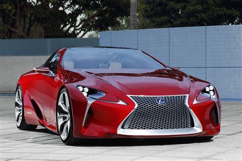 lexus concept lf lc lexus lf lc hybrid concept photos and details