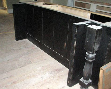 kitchen island construction bynum design