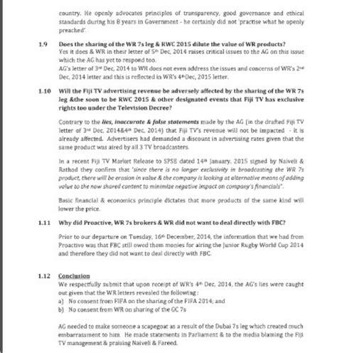 Resignation Letter Duress All Categories Fijileaks