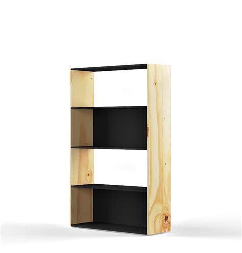 estante baixa para livros estante regal baixa preta veromobili