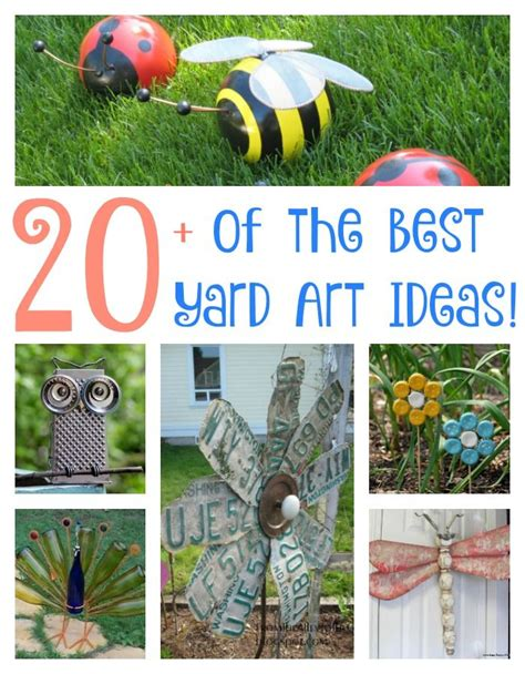 Diy Animated Yard Decorations Diy Do It Your Self The Best Diy Yard Ideas So Many Awesome Ideas For Your Yard Garden That You Can Create