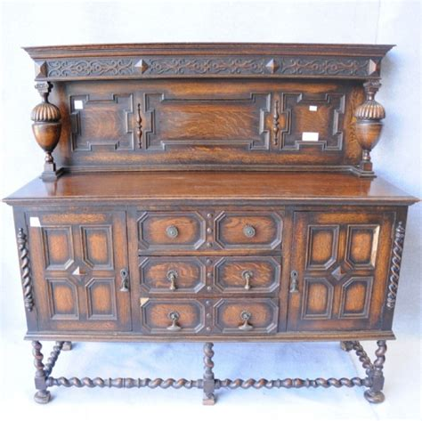 jacobean style sideboard sideboards antique furniture