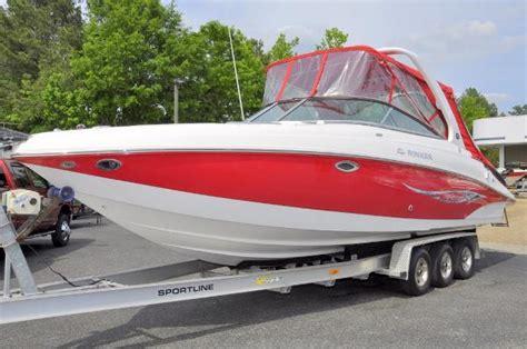 commonwealth boat brokers reviews 2007 rinker 296 captiva bowrider ashland virginia boats