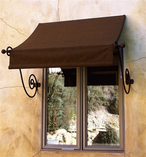 window awnings canvas shoreline awning patio inc