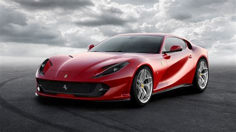 newest ferrari ferrari 812 superfast 2017 4k wallpapers hd wallpapers