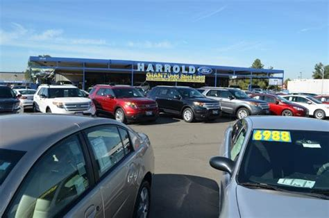 Harrold Ford Sacramento by Harrold Ford Sacramento Ca 95825 3303 Car Dealership