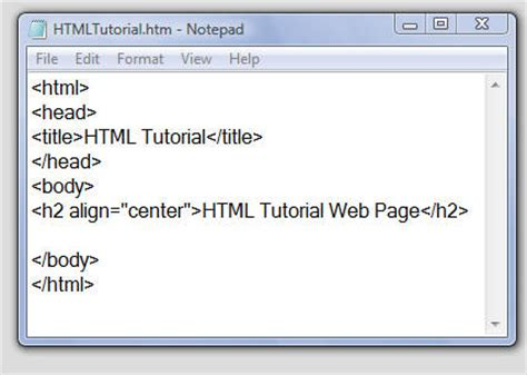 html tutorial to create a website cis110 html tutorial