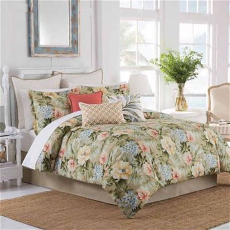 luxe bedding sets buy luxury tropical bedding from bed bath beyond