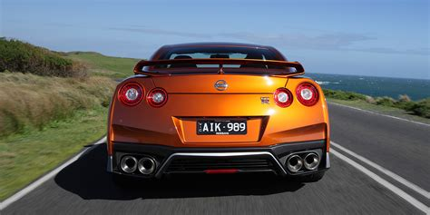car nissan 2017 2017 nissan gt r review caradvice