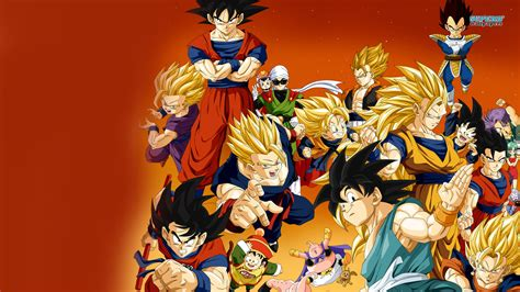 wallpaper dragon ball hd 1366x768 wallpapers de dragon ball z hd 1366x768 identi