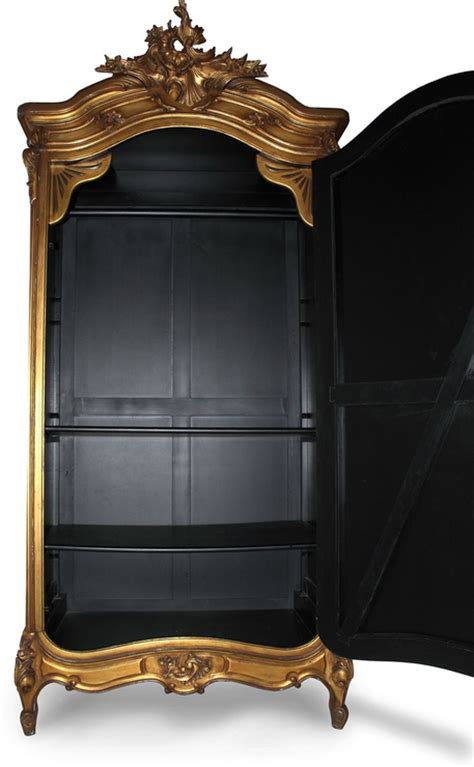 Armoire With Mirrored Front by Black Armoire With Mirrored Front Wardrobes