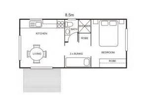 One Bedroom Cabin Plans Belmont Bayview Park One Bedroom Cabin