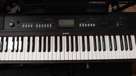 Keyboard Yamaha Piaggero Np V80 yamaha np v80 image 1173784 audiofanzine