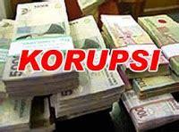 contoh kasus korupsi di indonesia terlengkap