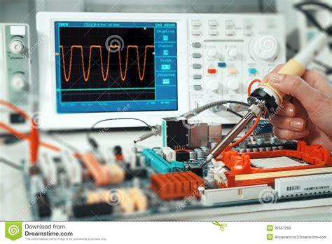 electronics repair stock image image  electric repair