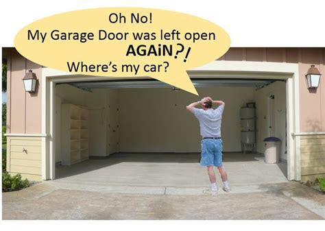 automatic garage door openclosed checker makezilla