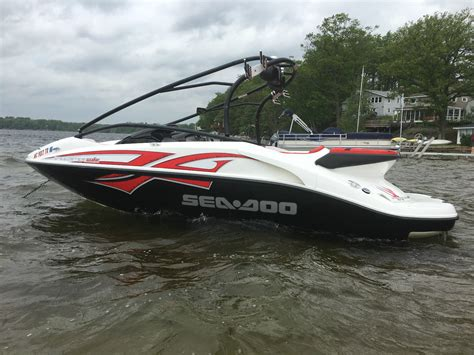sea doo boat wake sea doo speedster wake boat for sale from usa