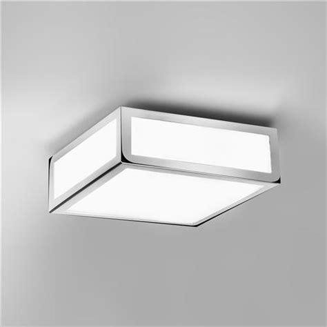 Square Bathroom Ceiling Light Mashiko 200 Square Bathroom Light The Lighting Superstore
