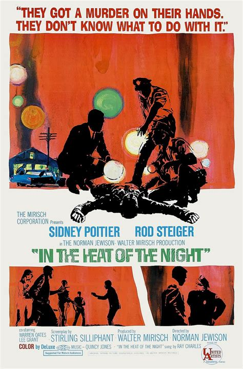 Heat A Mystery Novel quot in the heat of the quot in 1969 directed by norman