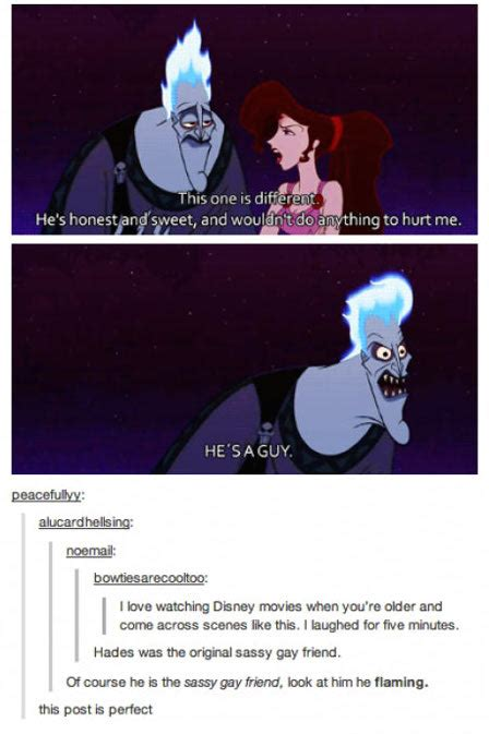 Sassy Gay Friend Meme - 19 times tumblr made great points about disney movies smosh