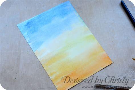 tutorial watercolor background watercolor background tutorial inklings yarns