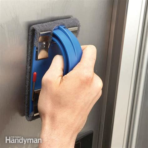 Sanding Stainless Steel Appliances   The Family Handyman