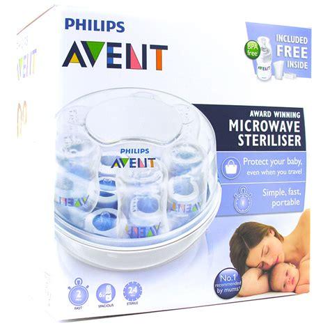 Baby Safe 6 Bottles Express Steam Sterilizer avent express ii microwave steriliser from philips avent
