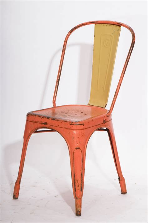 tolix armchair tolix chairs in original paint trendfirst