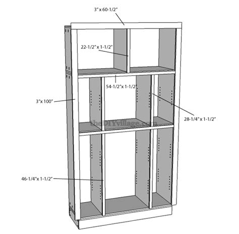 Free Pantry Plans by Build A Pantry Part 1 Pantry Cabinet Plans Included