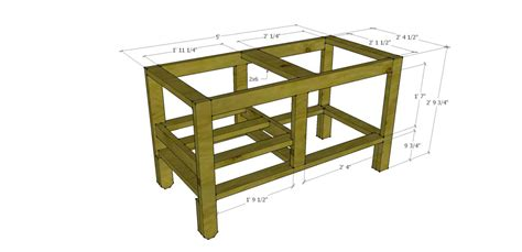 green plans large green egg table buildsomething com