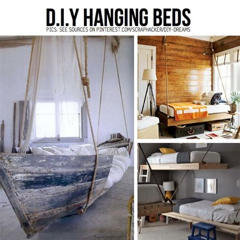 Diy Hanging Ls For Bedroom by 162 Best Hanging Beds Images On Home Ideas My