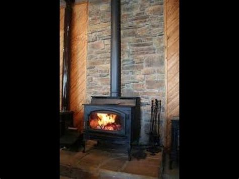 wood stove chimney pipe installation explained