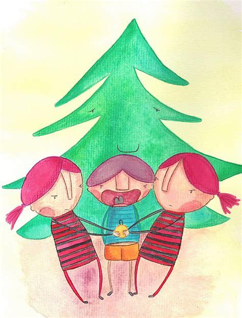 arbol navidad dibujo infanti cuento de navidad quot el 225 rbol de navidad navidad quot pequeocio