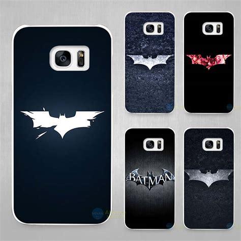 batman wallpaper galaxy s6 edge superhero batman hard white coque shell case cover phone