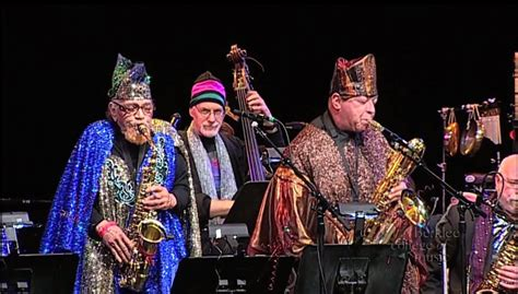 A Place In The Universe Sun Ra Sun Ra Cosmic Centenary Quot Space Is The Place Quot Live In The Berklee Performance Center