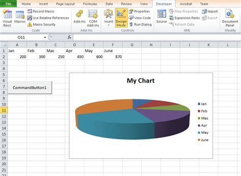 excel 2010 tutorial charts and graphs how to create a 3d line chart in excel 2010 excel 3d