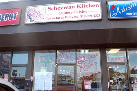 restaurants added the ryegate and schezwan kitchen