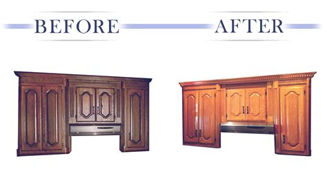 Cabinet Refinishing Services Near Me Aaron S Touch Up