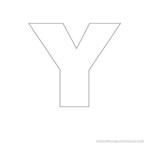 printable block letters a z free printable block letter stencils big letter