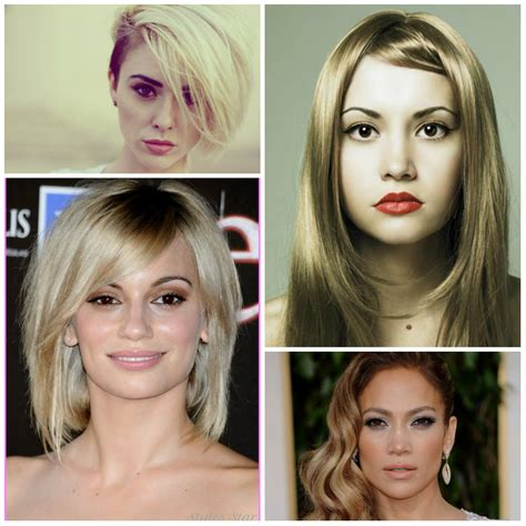 side swoop hairstyles trendy hairstyles 2017 for long medium and short hair