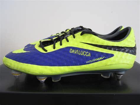 neymar soccer shoes for neymar jr nike hypervenom phantom match worn soccer cleats