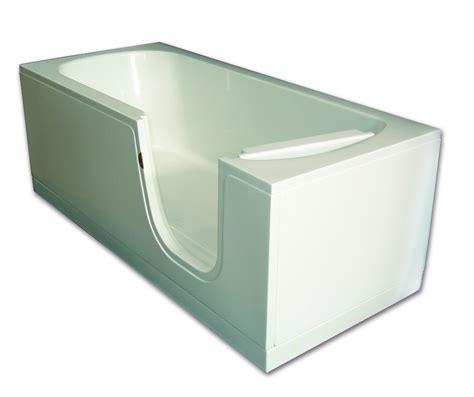 vasca da bagno disabili vasche con sportello e seduta per anziani e disabili a