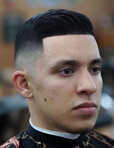 military haircut side part men 40 different military haircuts for any guy to choose from
