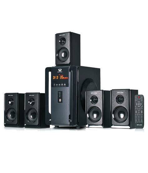 splind se  speaker system price  india  jul