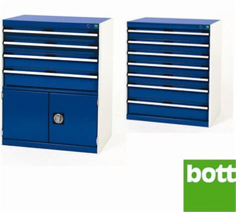Bott Cabinets bott drawer cabinets 800mm wide x 525mm richardsons