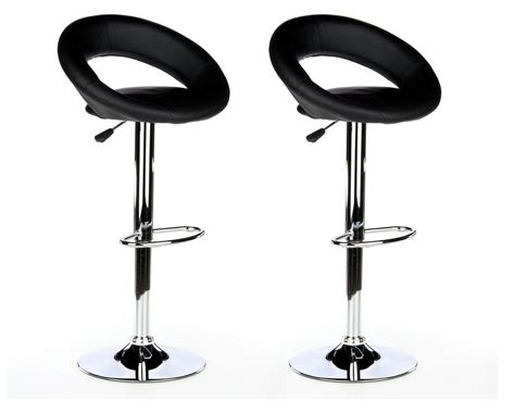 Modern Leather Counter Stools by Modern Leather Bar Stools Home Design By Larizza