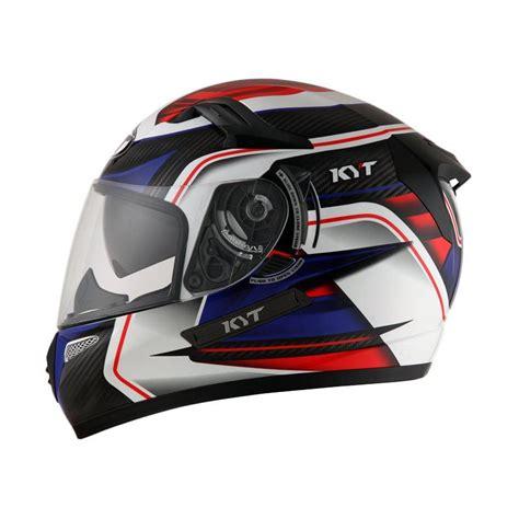 Helm Kyt K2 Rider Jual Kyt K2 Rider Fluo Edt 2 Helm White